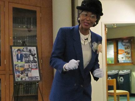 Black History comes to life at Marietta campus