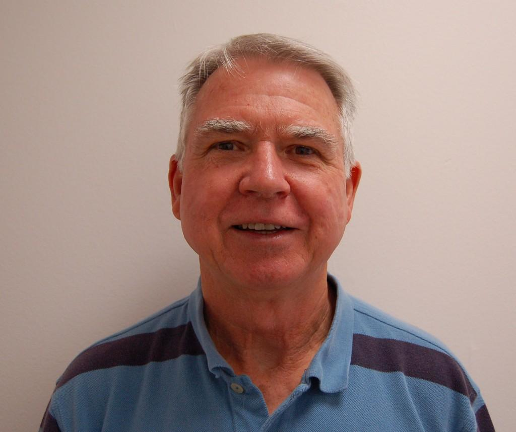 Ken Weatherman in 2013. File photo.
