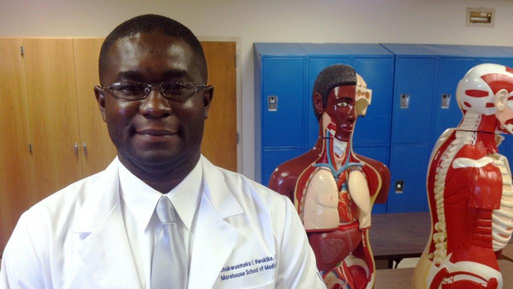 Path 2 Highlands - GHC alumnus speaks of his journey from living in Nigeria to Morehouse