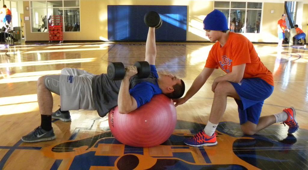 GHC softball, baseball teams prep for first season