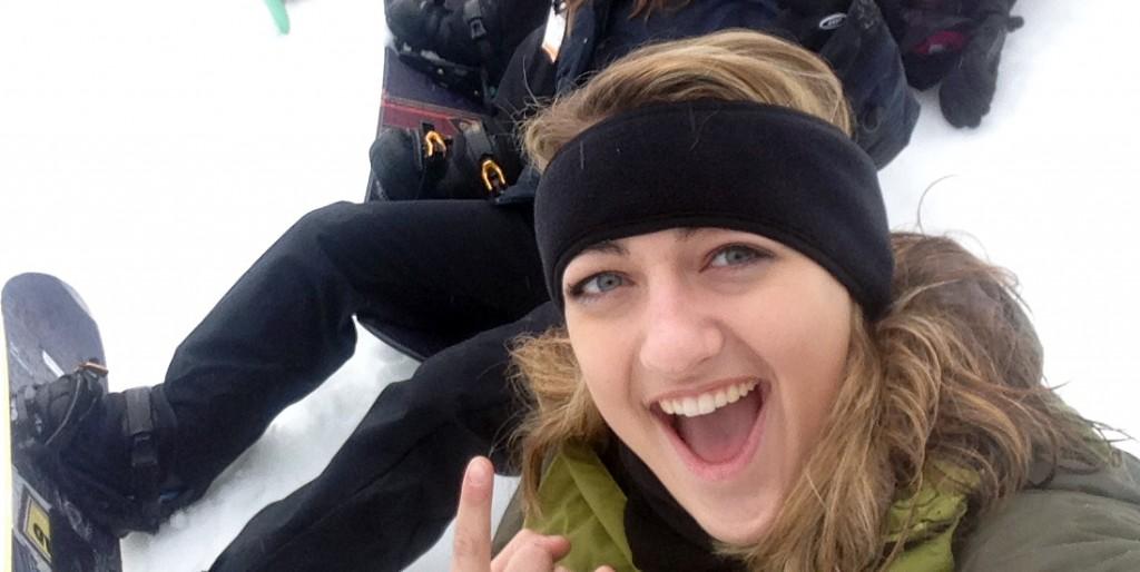 Georgia Highlands students ski for credit