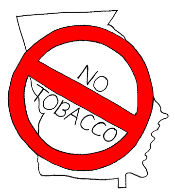 Georgia Board of Regents bans all forms of tobacco