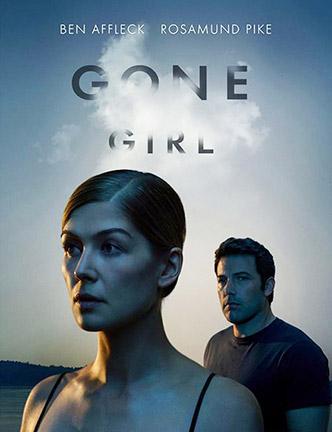 'Gone Girl' movie poster