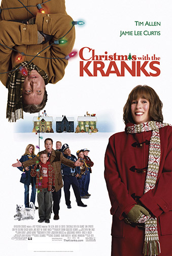 'Christmas with the Kranks' brings laughter to the season
