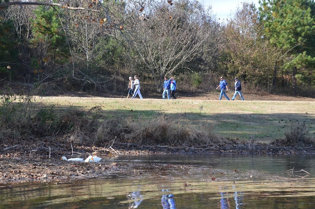 Floyd campus' 2014 Turkey Day Walk-Run