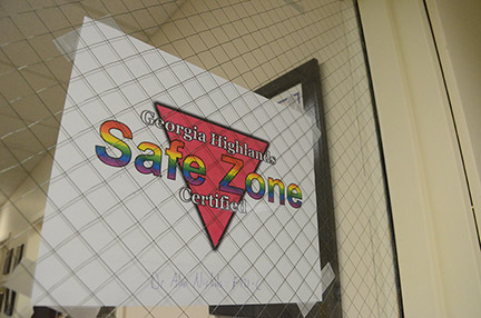 Safe Zone program provides haven for GHC students