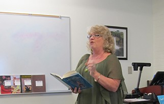 GHC professor authors memoir about the grieving process, her personal journey