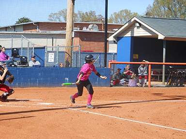 Lady Chargers continue to excel on the field