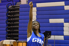 Georgia Highlands' Lady Chargers basketball team plan to make a few changes