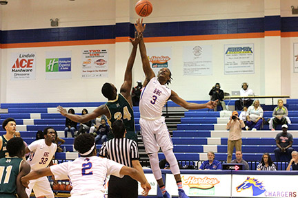 GHC Chargers basketball teams on a roll