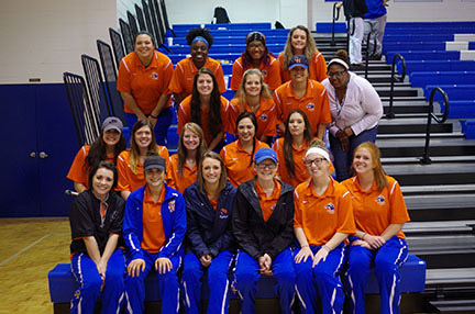 Lady Chargers gain tournament experience
