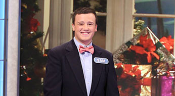 Georgia Highlands Cartersville student competes on the 'Wheel of Fortune'