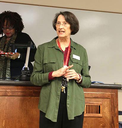 GHC Nursing Professor Margie Frazier set to retire