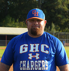 Danyel O'Neill has taken over as new GHC head baseball coach. Photo by Stephanie Corona