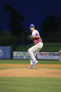 Dalton Geekie played baseball for Georgia Highlands