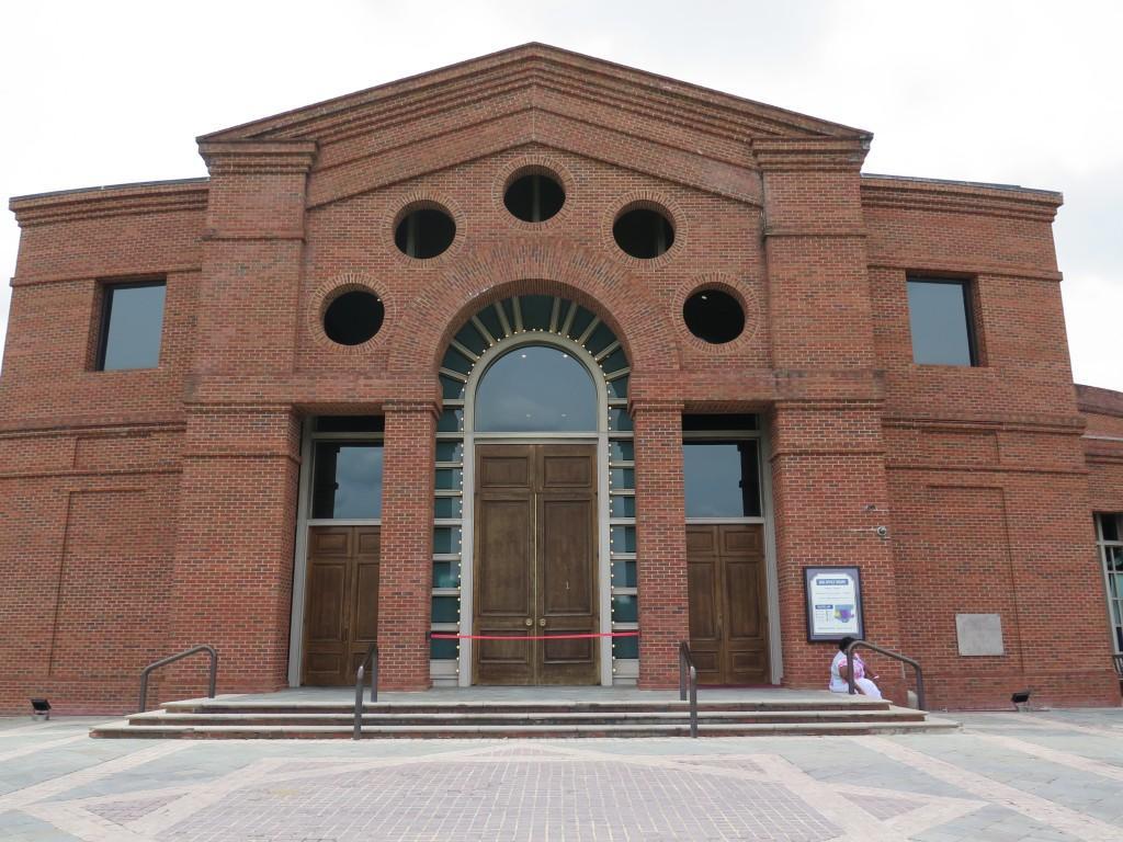 The Alabama Shakespeare Festival theater.  Photo by Kayla Jameson
