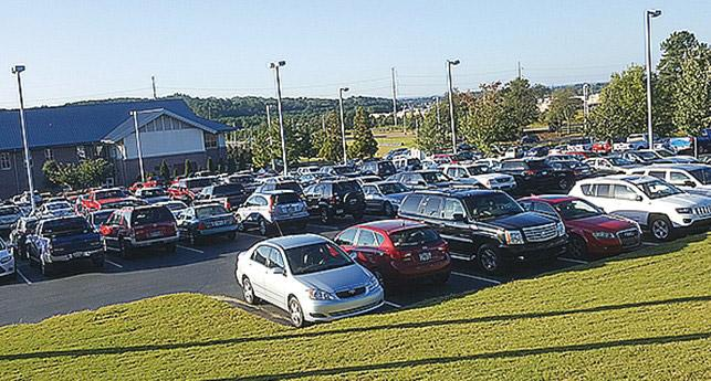 Parking woes plague Paulding and Cartersville campuses