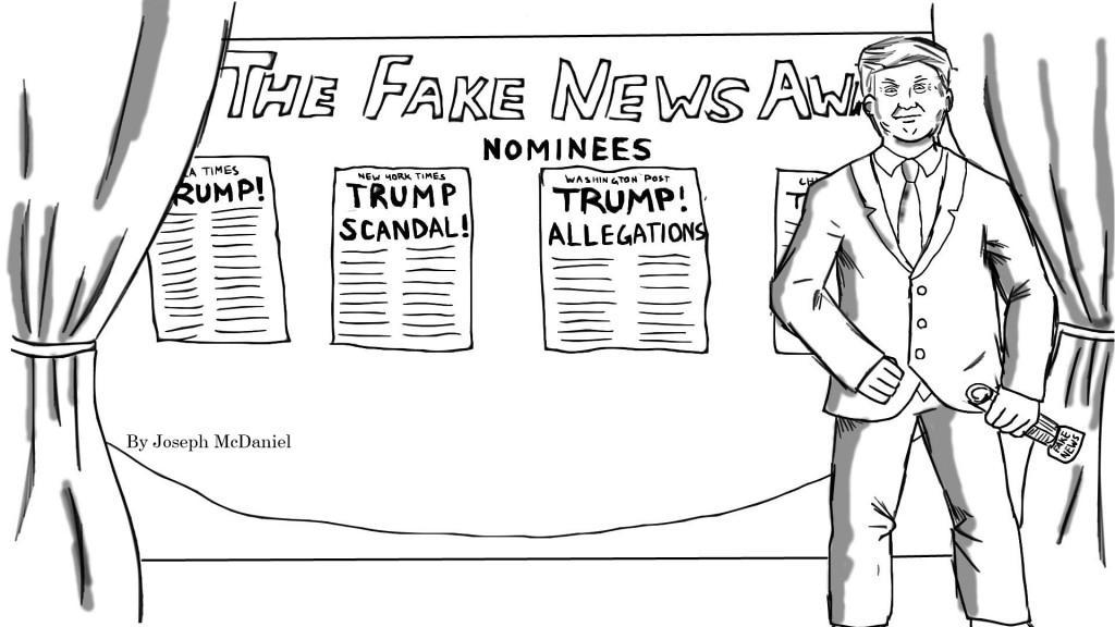 000TRump Fake news