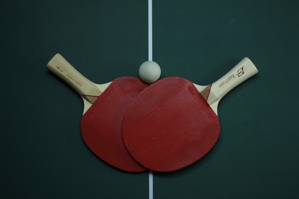 Ping-Pong Tournament coming up at GHC
