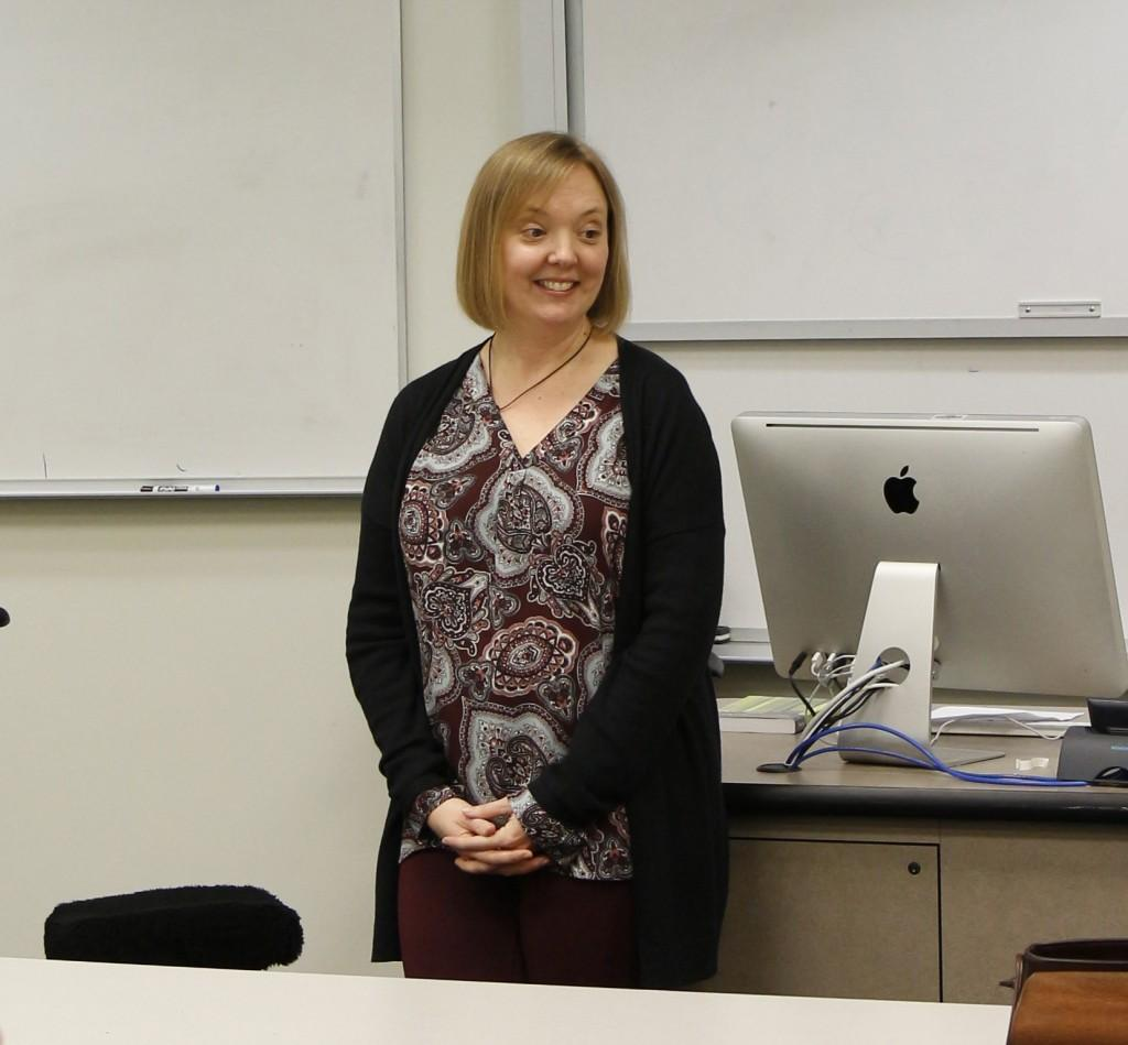 Cartersville campus  English professor balances teaching with poetry
