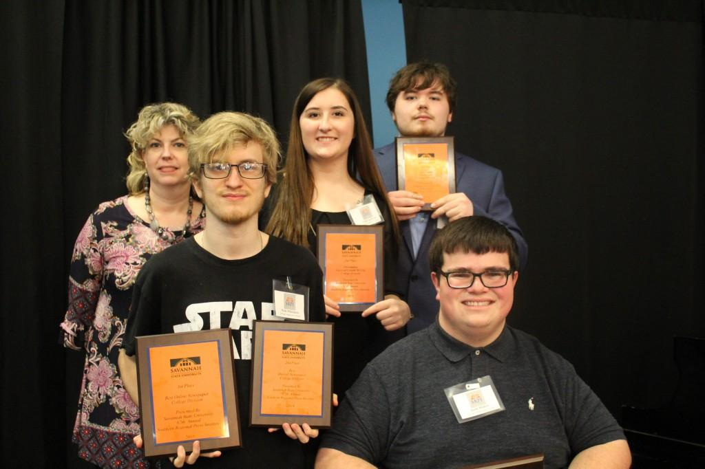 'Six Mile Post' receives awards
