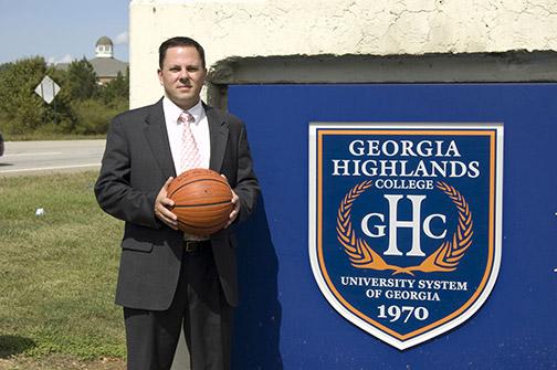 Gaffney named GCAA DI Coach of the Year