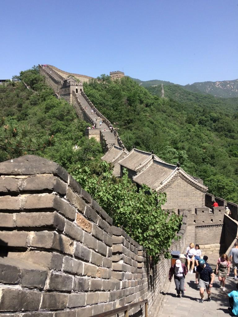 GHC students visit China