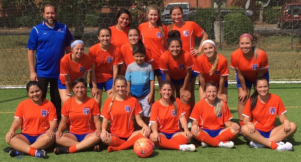 GHC soccer teams begin play