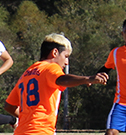 GHC's men's soccer team comes back to win