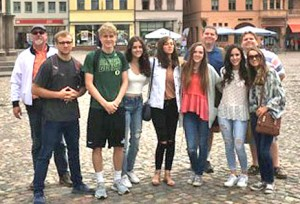 Brightened Visit to Wittenberg