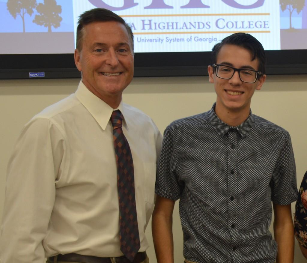GHC chemistry program spotlighted at USG Board of Regents meeting on Feb. 12