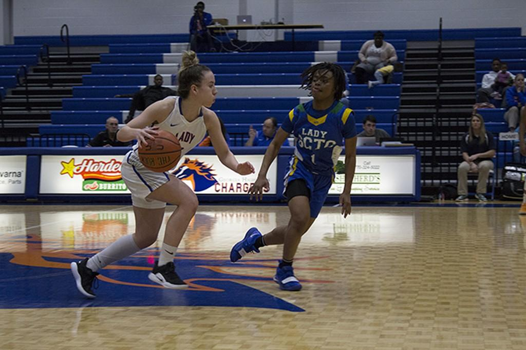 Lady Chargers win Tuesday's basketball games