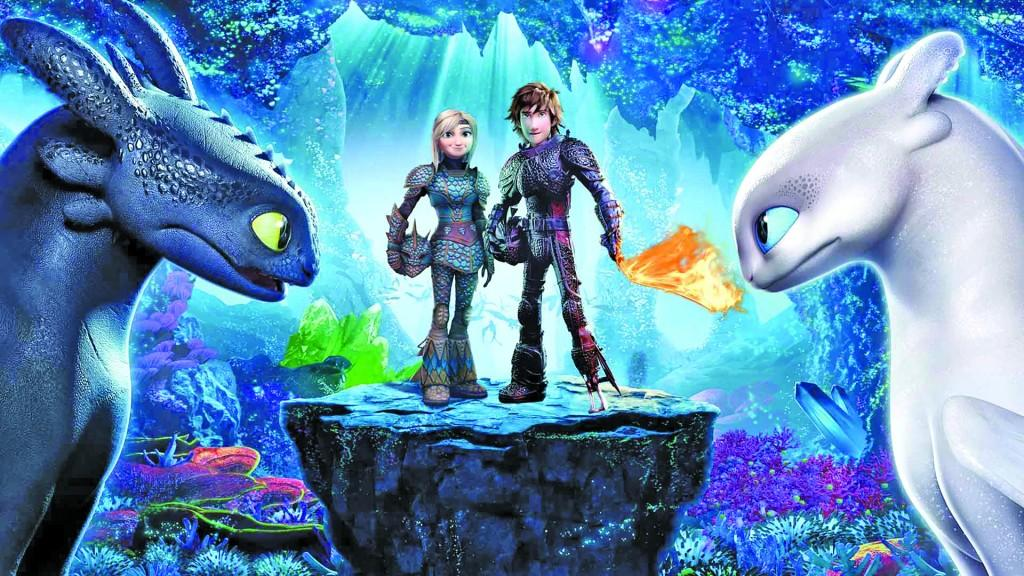 Review: 'How To Train Your Dragon: The Hidden World'