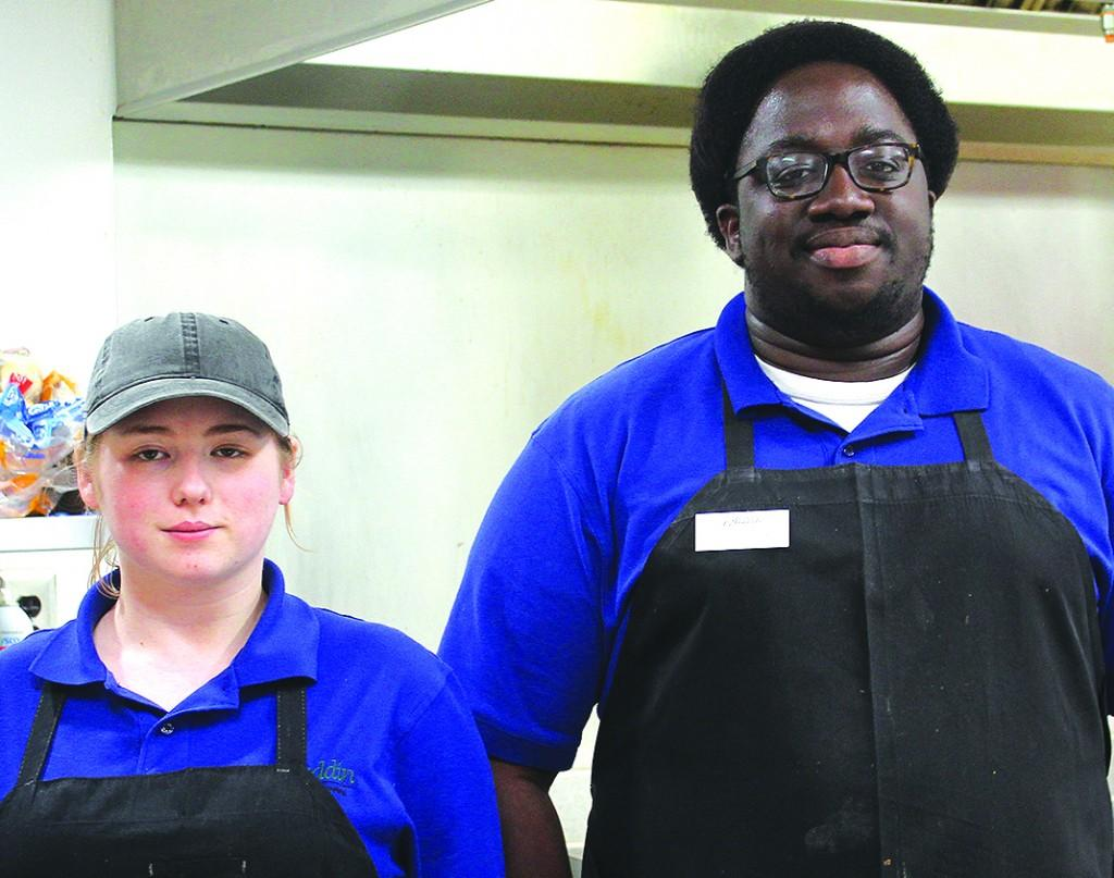 New management now oversees GHC's cafes