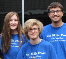 Six Mile Post editors share their experiences