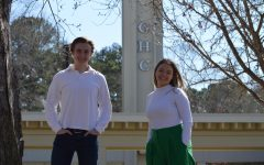 Scout Hodgins and Carson Graham are the creators of the Student Spin Podcast: A Six Mile Post Production.
