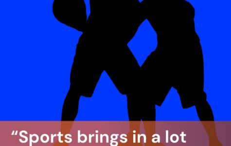 Sports continue despite new restrictions