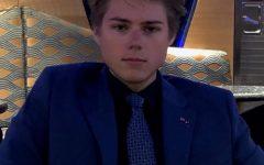 Jackson Morris, News Editor.