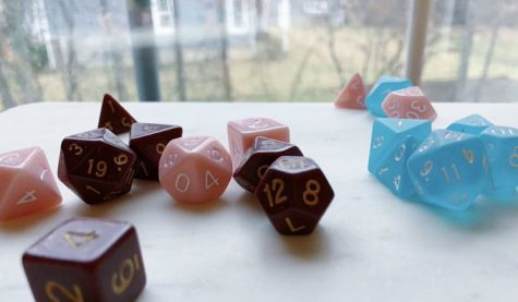 GHC students play D&D to cope with stress