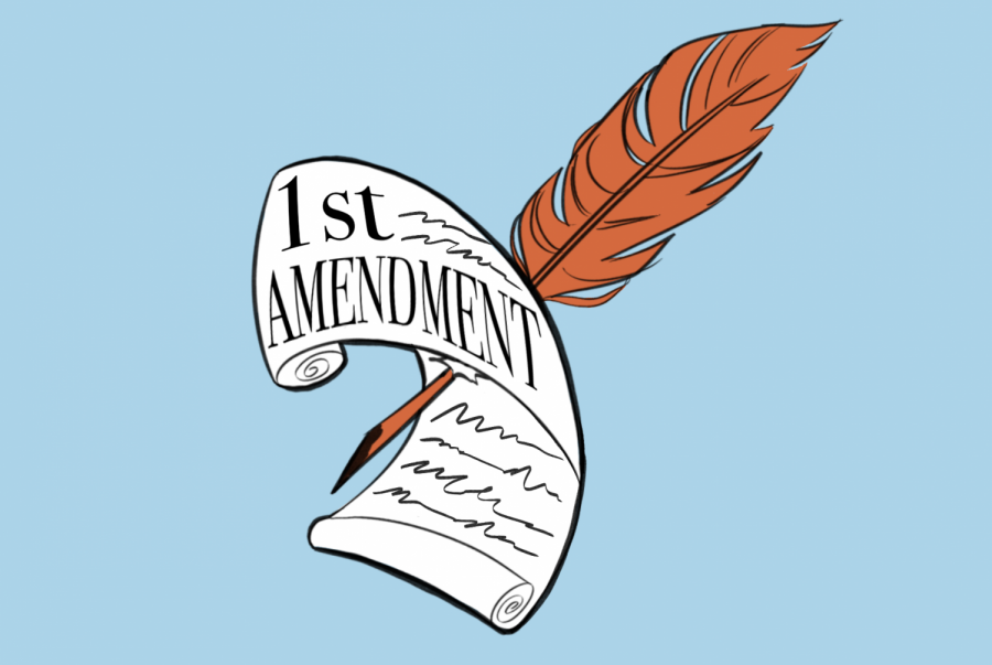 The Six Mile Post sponsors First Amendment Awareness Week.