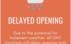 All campuses delay opening