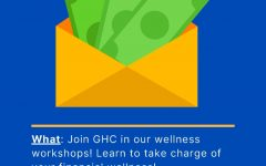 Join the Financial Wellness workshop via Zoom.