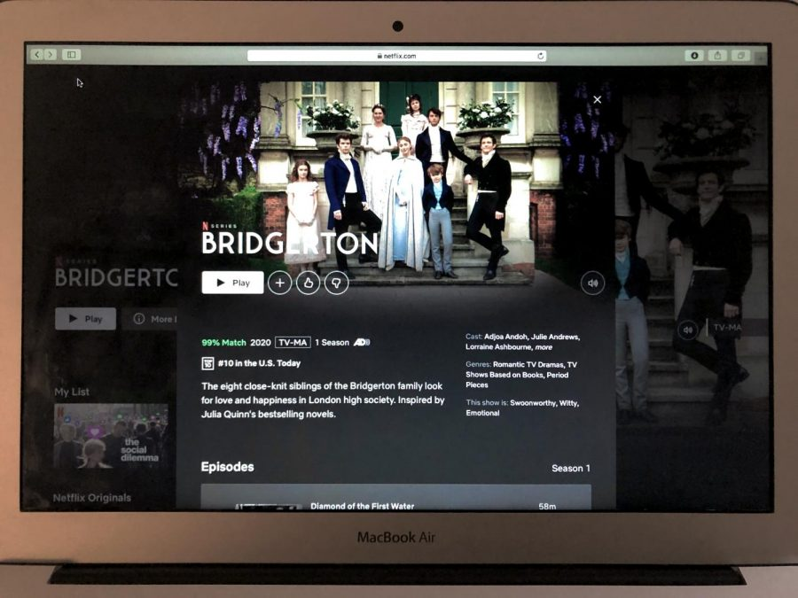 """In Netflix's """"Bridgerton,"""" Shonda Rhimes reinvents how to present race in a period piece"""