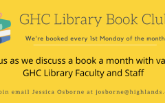 Join the GHC Library Book Club on the first Monday of every month.