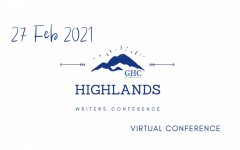 Highlands Writers Conference Returns Virtually