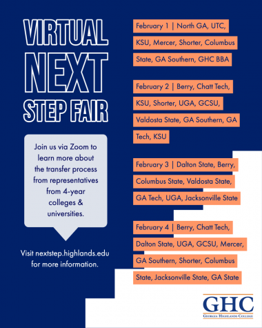 Get help transferring colleges with the Next Step Fair