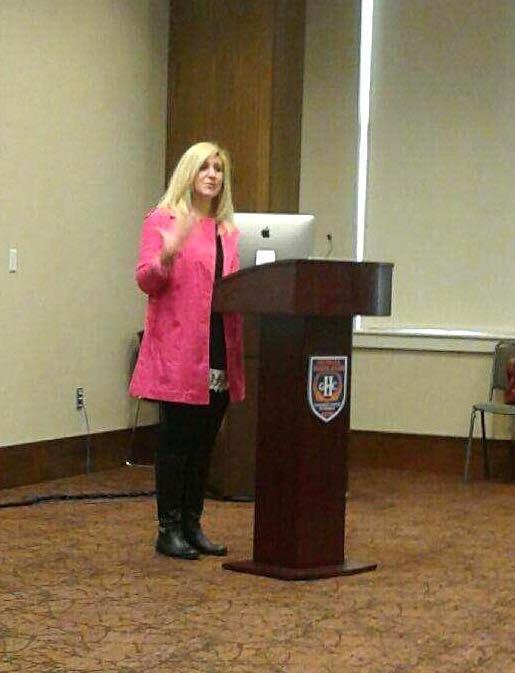 Elizabeth Dose teaches at GHC.
