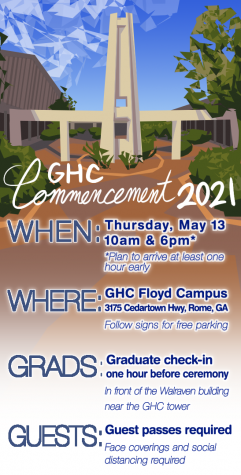 Commencements return to Floyd