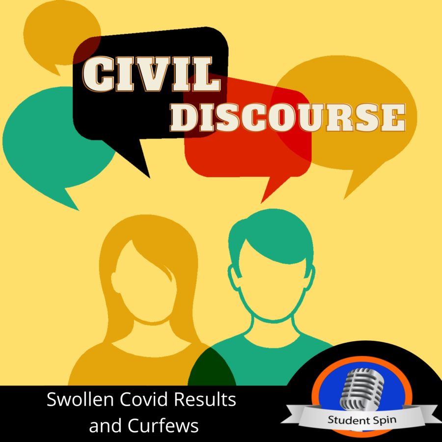 Swollen Covid Results and Curfews