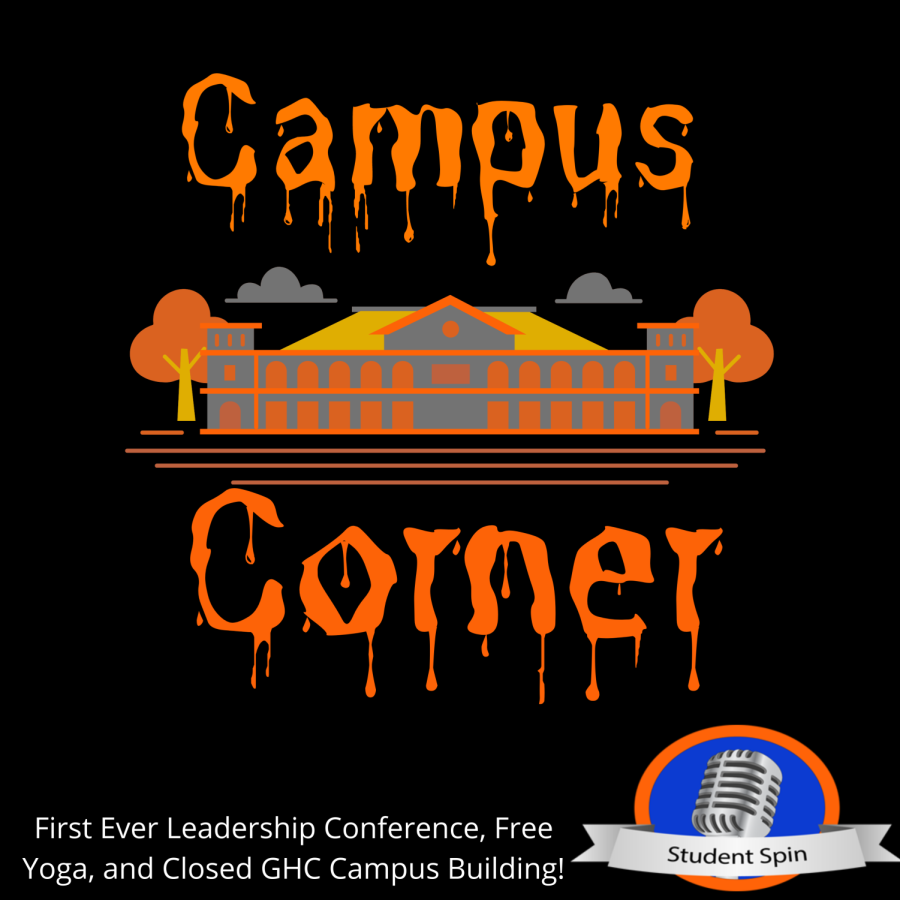 First Ever Leadership Conference, Free Yoga, and Closed GHC Campus Building!